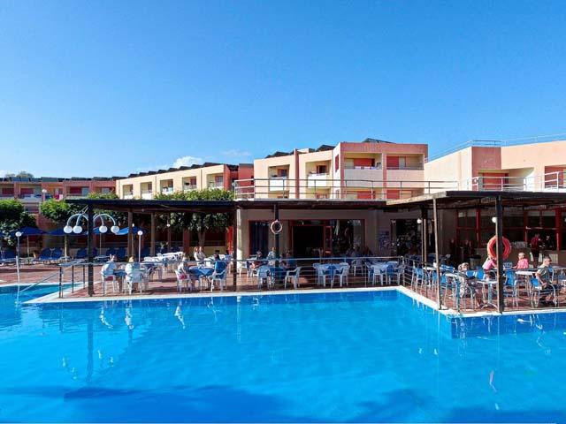Rethymno Village hotel -