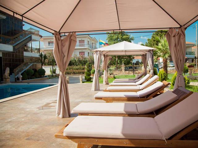 Greek Pride Hotel Apartments -