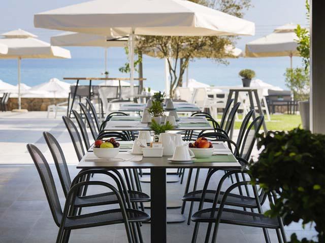 Ostria Sea Side Hotel -