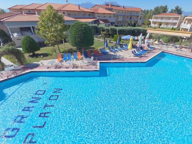 Grand Platon Hotel -