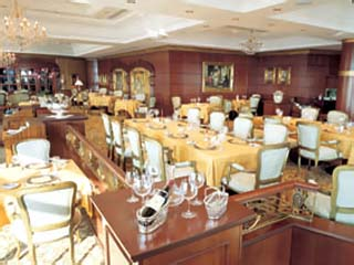 Habtoor Grand Hotel Convention Center & SpaLe Ciel French Restaurant