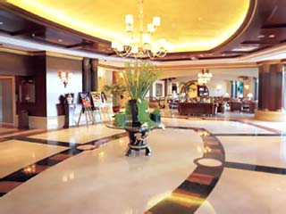 Habtoor Grand Hotel Convention Center & SpaLobby