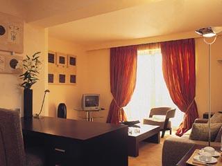 Airotel Achaia Beach Hotel - Suite Living