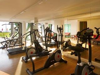 Airotel Achaia Beach Hotel - Gym