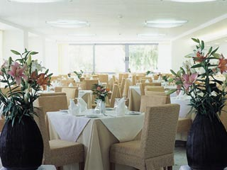 Airotel Achaia Beach Hotel - Restaurant