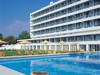 Airotel Achaia Beach Hotel - Exterior View