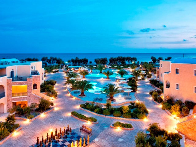 Santo Miramare Resort -