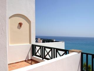 Erofili Beach Hotel - Balcony