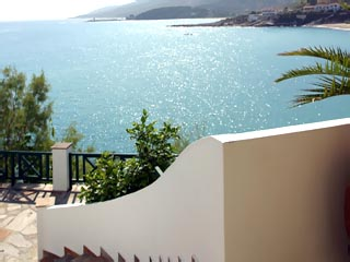 Erofili Beach Hotel - Exterior View