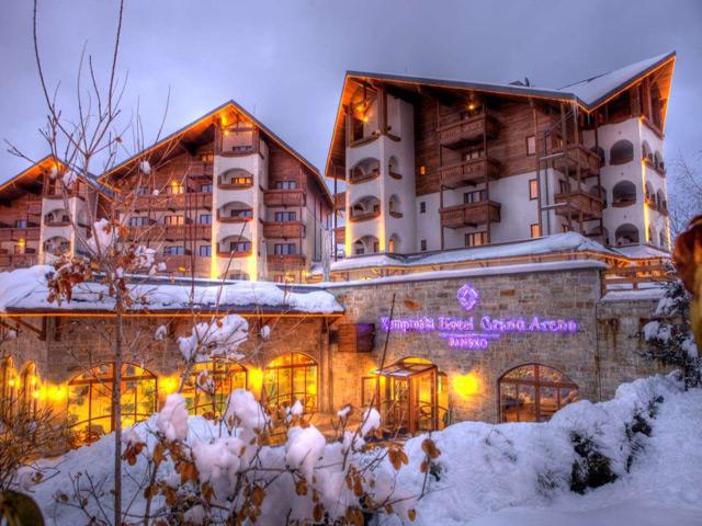 Kempinski Hotel Grand Arena Bansko - Special Offer Value Added Benefits : 26.03.17- 08.04.17 !!