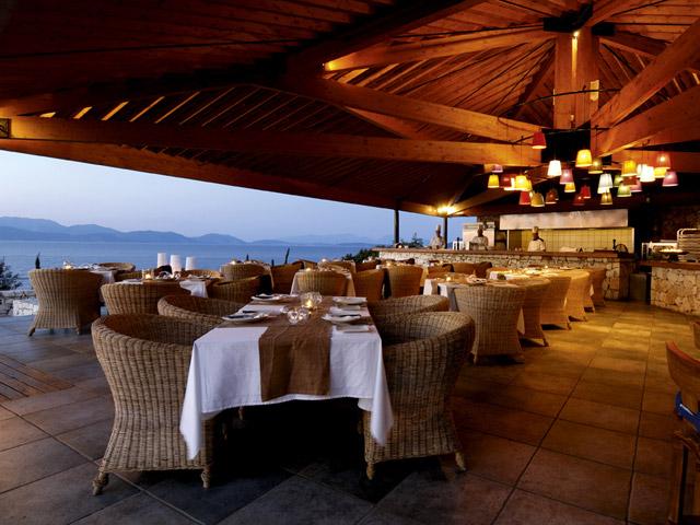 Emelisse Art Hotel - Restaurant