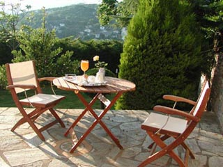 Vogiatzopoulou Mansion - Breakfast