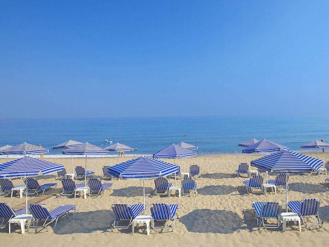 Atlantis Beach Hotel - Beach