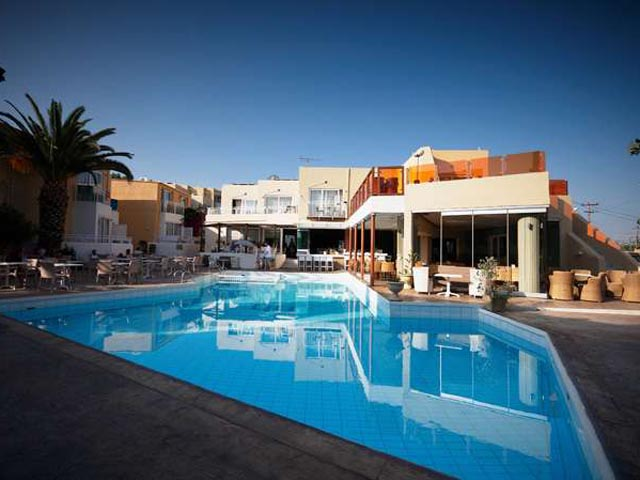 Nefeli Hotel Rethymno - Special Offer 7=6 !! 1 Night FREE & Discount Up To 30%  !!  28.04.17 -  15.05.17   !!