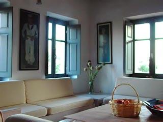 Notos Hotel - Hall