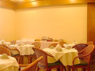 Delice Hotel & Apartments - Breakfast & Snack Bar Room