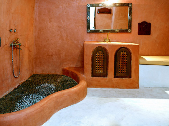 Stone House Villa - Bathroom