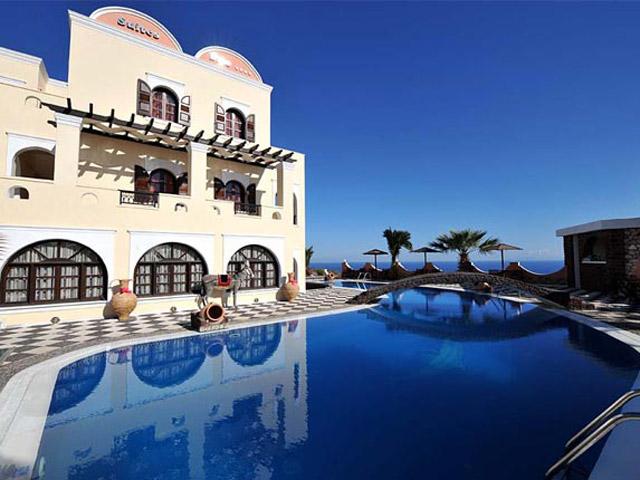 Blue Suites Hotel & Apartments -