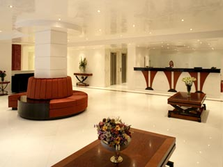 Piraeus Theoxenia Hotel - Lobby