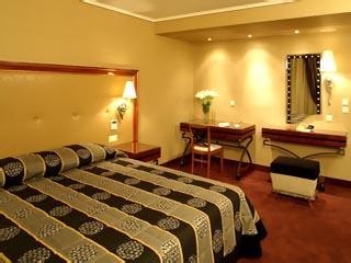 Piraeus Theoxenia Hotel - Room