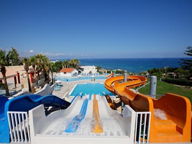 Rethymno Mare WaterPark Hotel -