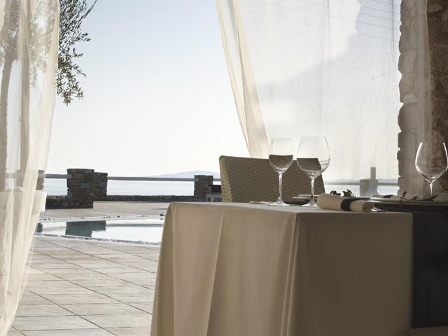 Rocabella Art Hotel & Spa Mykonos - Restaurant