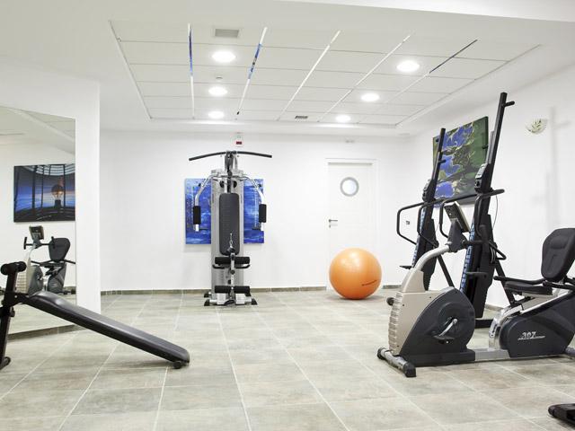 Rocabella Art Hotel & Spa Mykonos - Gym