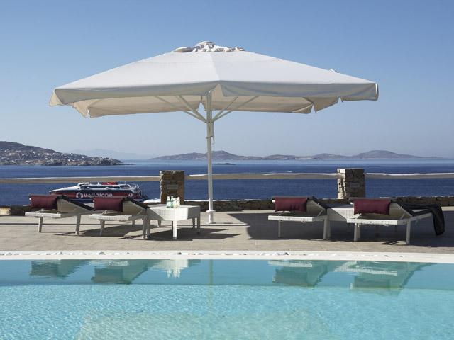 Rocabella Art Hotel & Spa Mykonos - Swimming Pool Area