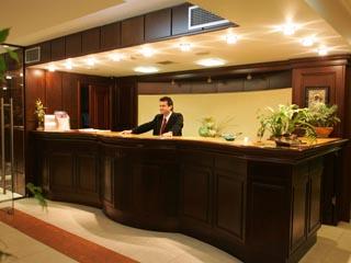 Avalon Hotel Thessaloniki - Reception