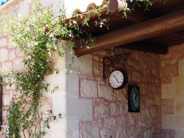 Villa Petra - Decoration Detail