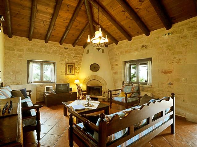 Villa Petra - Living Room
