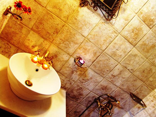 Villa Petra - Bathroom