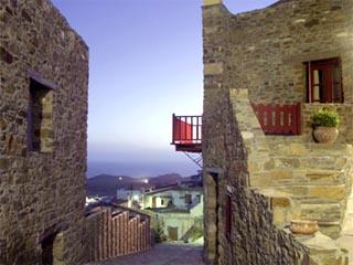 Pyrgos Village - Exterior View