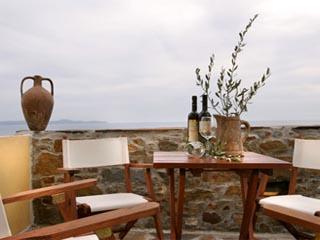 Pyrgos Village - Balcony