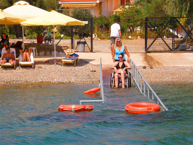 Sirens Resort - Disableds -