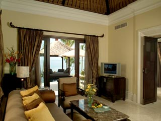 The Ritz-Carlton Bali Resort & SpaGliff Villa Living Room