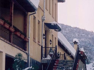 Esperides Spa Hotel - Exterior View