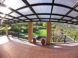 Esperides Spa Hotel - Veranda