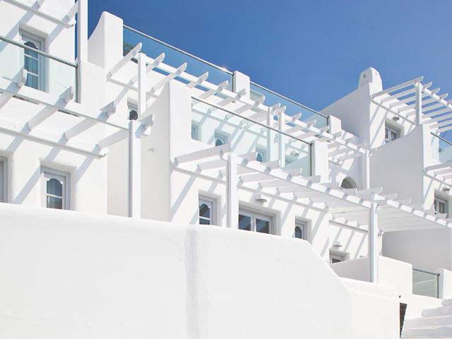 Belvedere Suites Santorini - Exterior View
