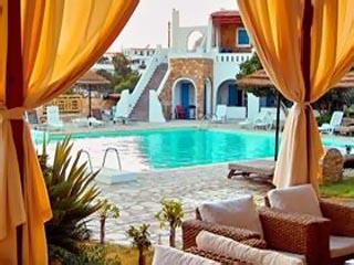 Koufonisia Hotel - Swimming Pool