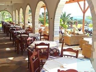 Koufonisia Hotel - Restaurant