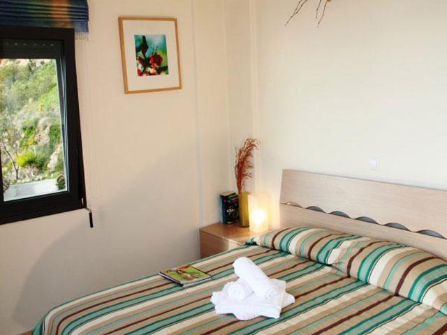 Anemos Luxury Villas - Bedroom