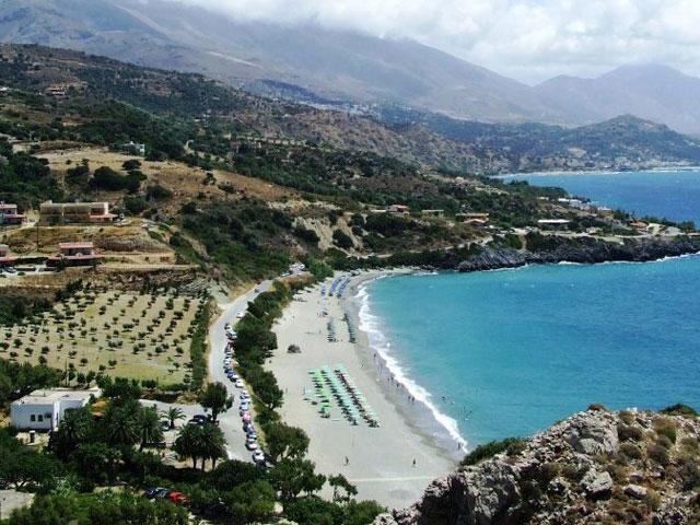 Anemos Luxury Villas - Exterio View Beach Area