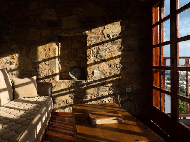 Elounda Monastery Stone Home -