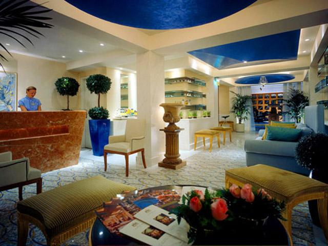 Grande Bretagne Hotel - Spa Reception Area