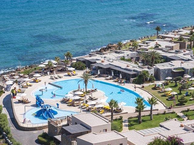 Ikaros Beach Luxury Resort & Spa - Early Bird 2017  up to 30% Reduction  !! till 30.01.17 !!