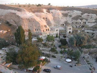 The Village CavePanoramic View