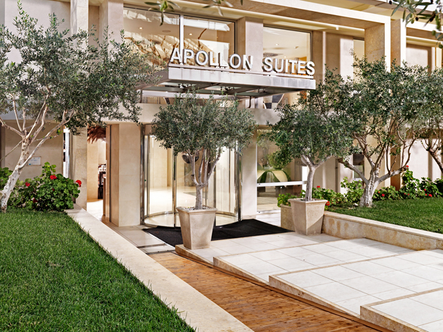 Divani Apollon Suites -