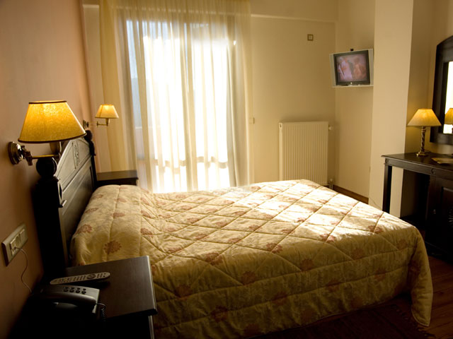 Vytina Mountain View - Bedroom