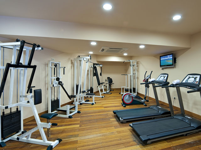 Cavo Spada Luxury Resort & Spa - Fitness Room